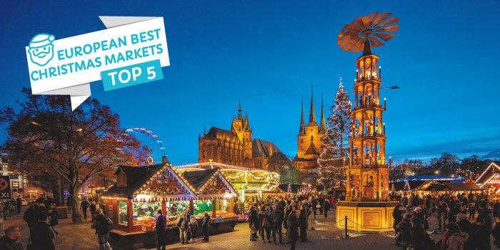 Weihnachtsmarkt Die Schönsten.Erfurter Weihnachtsmarkt Auf Platz 5 Der Schönsten Weihnachtsmärkte
