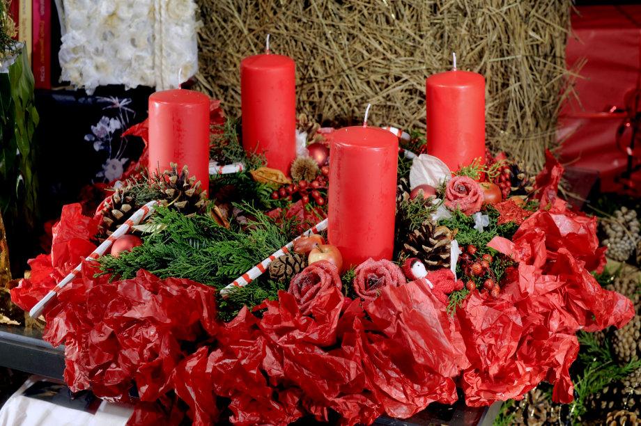 florales zur weihnachtszeit erfurter weihnachtsmarkt. Black Bedroom Furniture Sets. Home Design Ideas